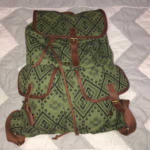 Adorable Mossimo Aztec print backpack